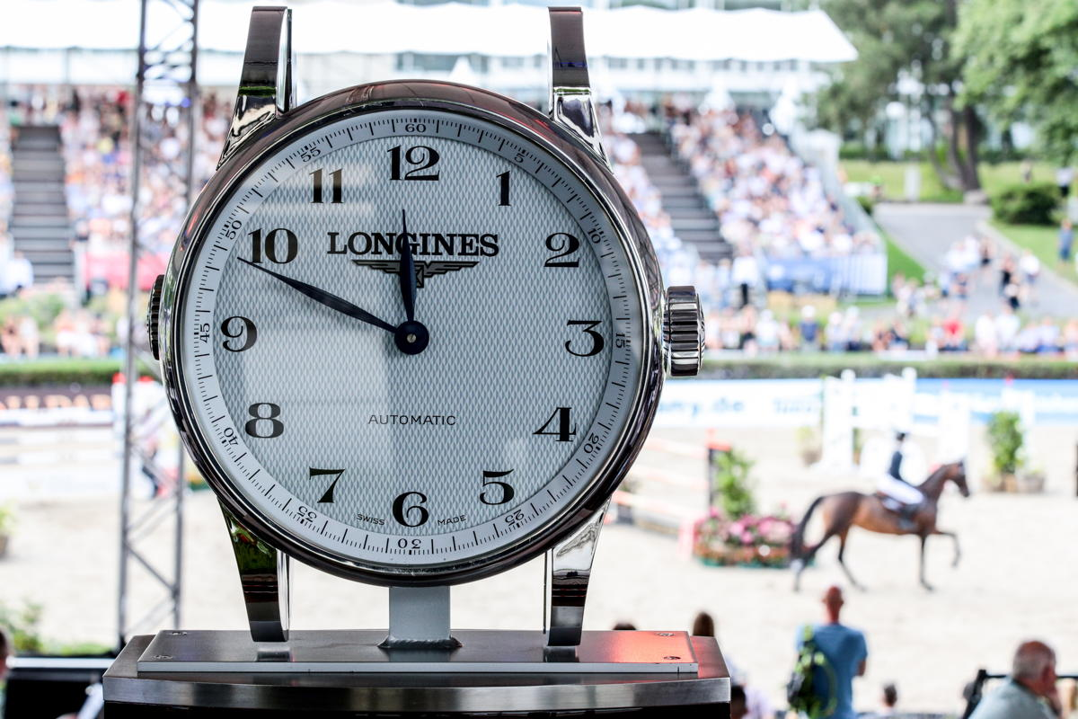 Longines Global Champion Tour in Berlin