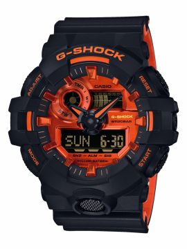 Casio G Shock Basis GA-700BR-1AER