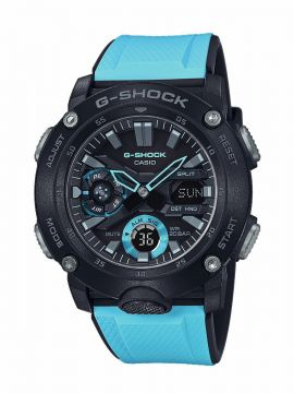 Casio G Shock Basis GA-2000-1A2ER