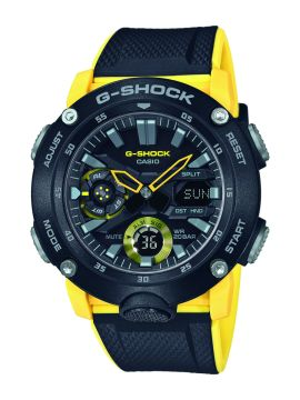 Casio G Shock Basis GA-2000-1A9ER