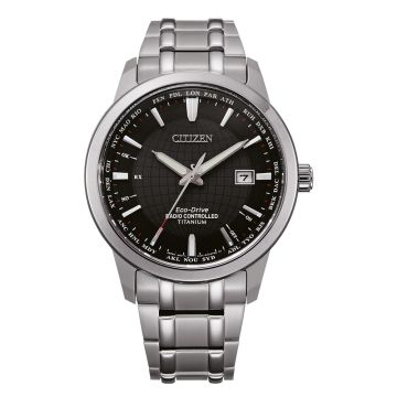 Citizen Super Titanium Funkuhr CB0190-84E